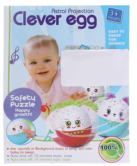 Clever Egg - Projector